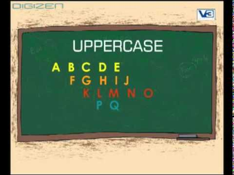 Uppercase How to write in a paper