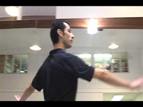 Ballet: Daniel Stops By...