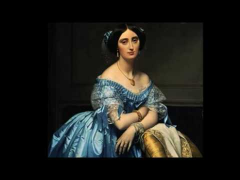 Ingres, Princess de Broglie, 1851-53
