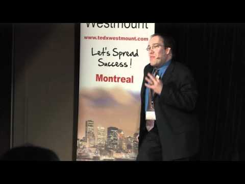 TEDx Westmount. Michael Lifshitz: The Ramp to Success