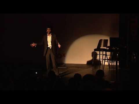 TEDxNottingHill - Sabirul Islam - 10/09/09