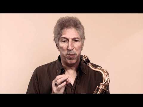 Bob Mintzer Sax Lesson:  Attack, Sustain and Decay