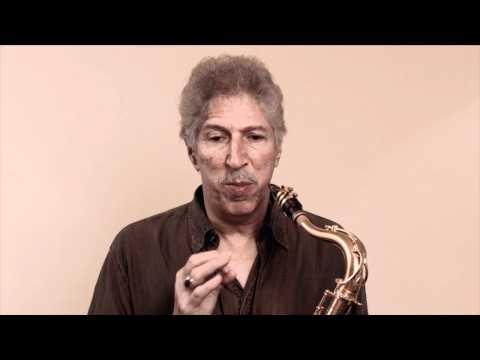 Bob Mintzer Sax Lesson:  Attack, Sustain and Decay