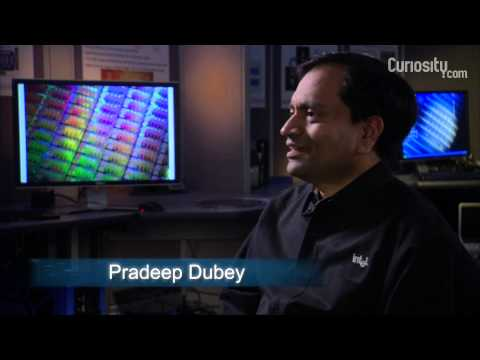 Pradeep Dubey: What Makes him Curious?