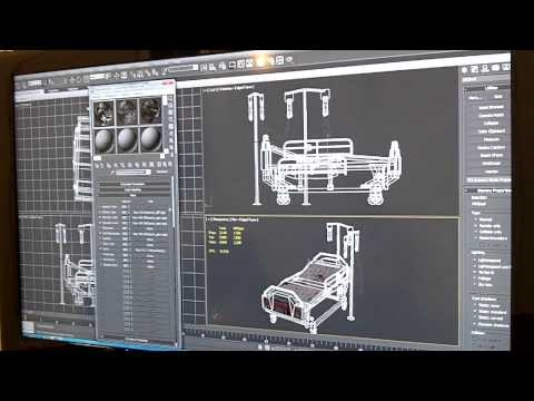 Bringing 3ds Max assets into the Infernal Engine