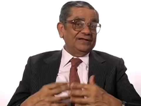 Jagdish Bhagwati: The Free Market and Morality