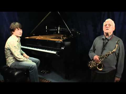 JazzHeaven.com Trailer How to Play Jazz Lessons/Jazz Improvisation Videos From Konitz to Harland