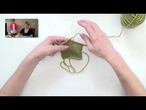 Knitting Help - Buttonholes
