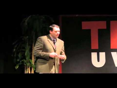 What is the role of business in the fight against Poverty? Josh Ault at TEDxUVic