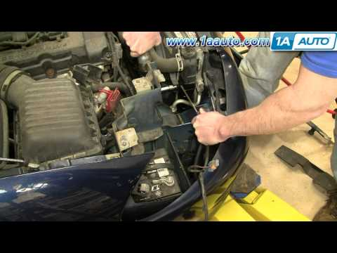 How To Install Repair Replace Radiator Cooling Fan Dodge Intrepid 98-04 1AAuto.com