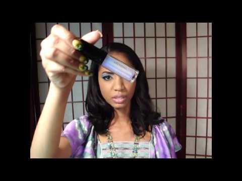 Lavender Caper Look - Makeup Tutorial