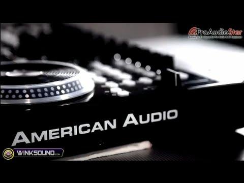 American Audio VMS4 DJ Controller | WinkSound