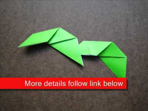 How to Fold Easy Origami Wreath - OrigamiInstruction.com