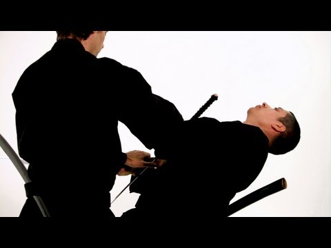 How to Do Non-Blade Strikes | Katana Sword Fighting