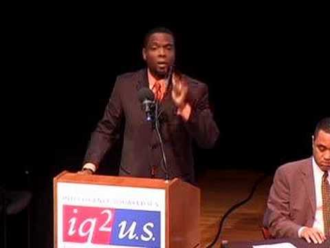 Affirmative Action Debate: Joseph C. Phillips (2 of 14)