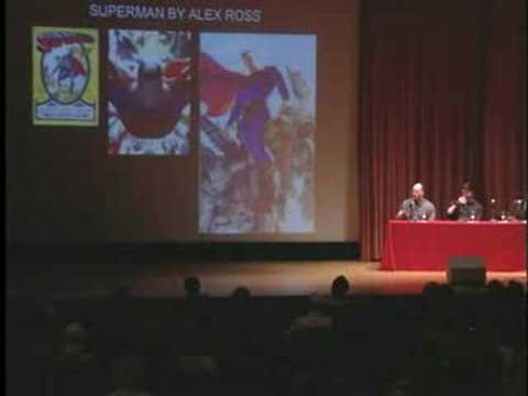 Superheroes: Fashion and Fantasy - Artists Panel - Part 1 of 7