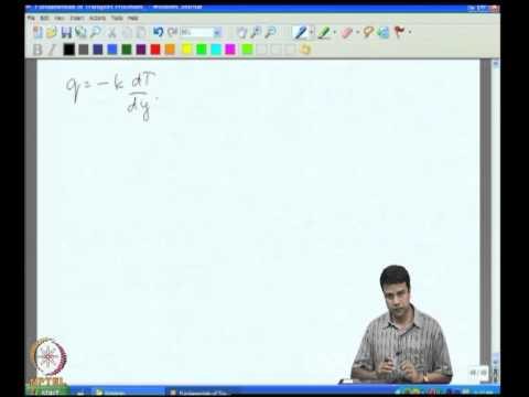 Mod-02 Lec-07 Mechanisms of diffusion - II
