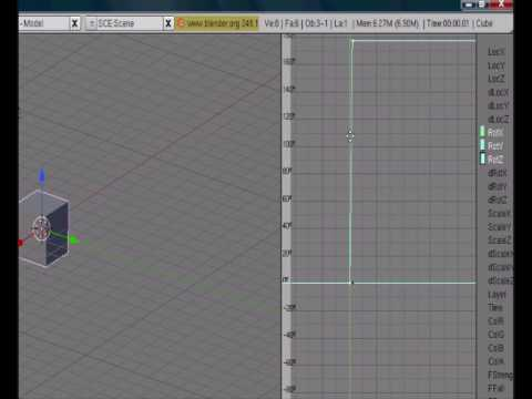 Blender Tutorial - Constant Animation