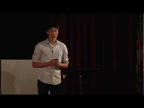 TEDxHunterCCS - Justin Hahn - They Eat With Their Mouths: Growing Up Korean American