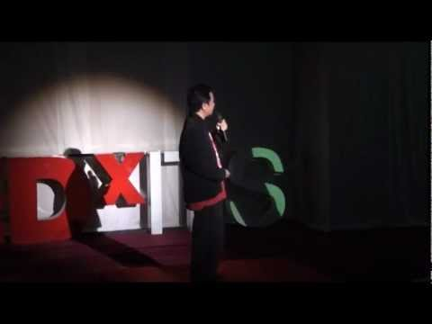 Progressive Research and Progressive Rock: A Synchronicity: Gamantyo Hendrantoro at TEDxITS