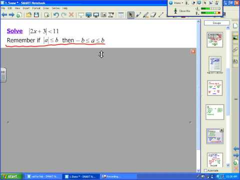 Calculus 30 February 10 2009