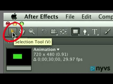 Adobe After Effects Tutorial - Animation Basics