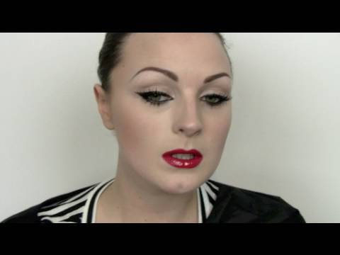 CHERYL COLE MAKE-UP TUTORIAL