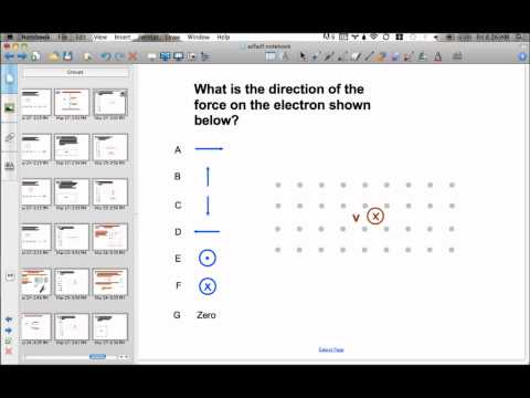 Magnetism Presentation #55
