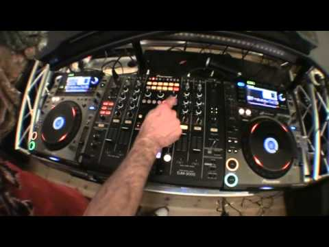 DJM2000  & CDJ2000 Record mode, cutting, looping and FX.