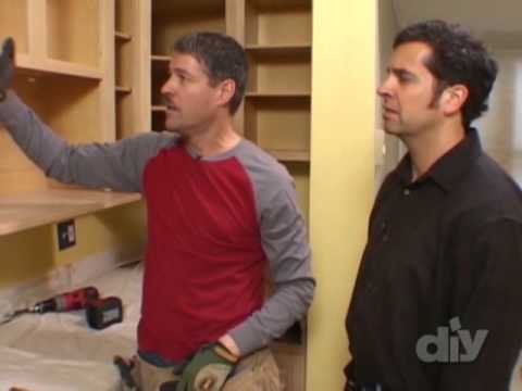 Priming Cabinet Boxes-DIY