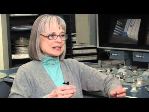 Pam Wintle, Senior Film Archivist (Part 1 of 2)