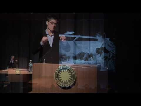 Art and Science Lecture Series: Alexis Rockman - Smithsonian American Art Museum