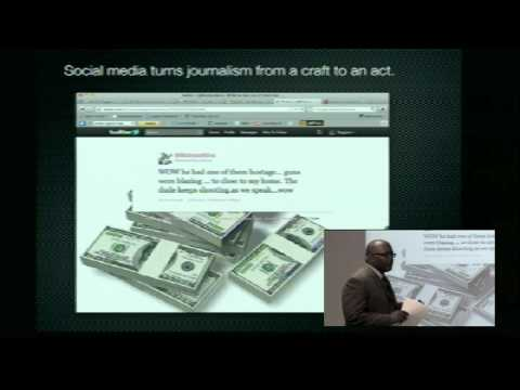 TEDxPoynterInstitute- Eric Deggans - Journalism as an Act