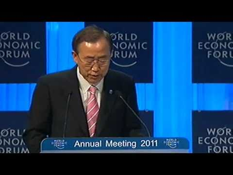 Davos Annual Meeting 2011 - Redefining Sustainable Development