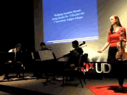 TEDxUD - Esme Allen-Creighton - Musical storytelling at its most instinctual