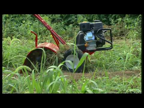 Troy-Bilt's How to Till Garden Soil