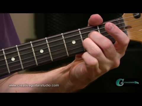 RHYTHM GUITAR: Rockin' the Open String Blues