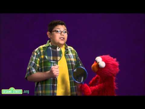 Sesame Street: Rico Rodriguez: Magnify