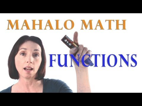More About Functions