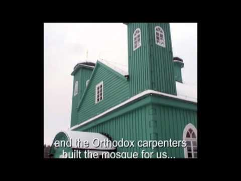 The World: Kruszyniany's 215-year old mosque