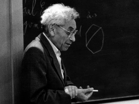N is a Number: A Portrait of Paul Erdős (Trailer)