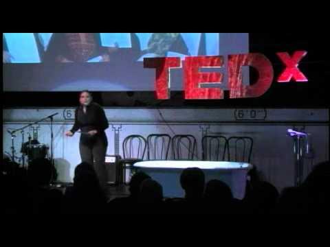 TEDxMcGill - Michal Gomel Blank - Building Community, Building Peace