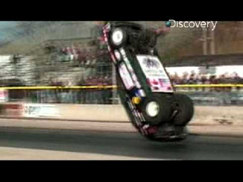 Adrenaline Rush: Drag Car Flips