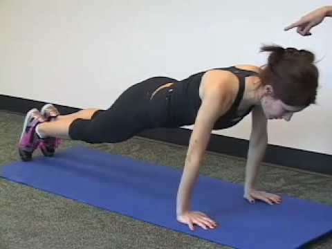 Core Exercise Demonstration