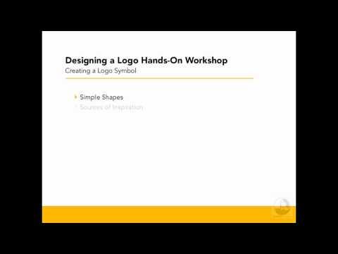Illustrator, InDesign: Designing a logo symbol | lynda.com