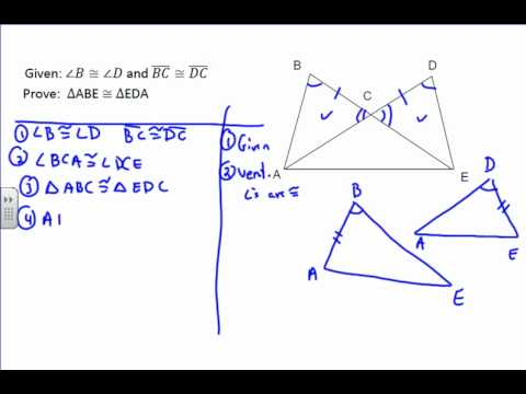 Triangle Proof Example 5
