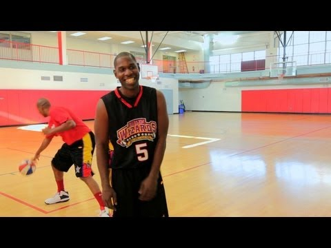 How to Play Basketball: Basketball Tricks / Trick Passes