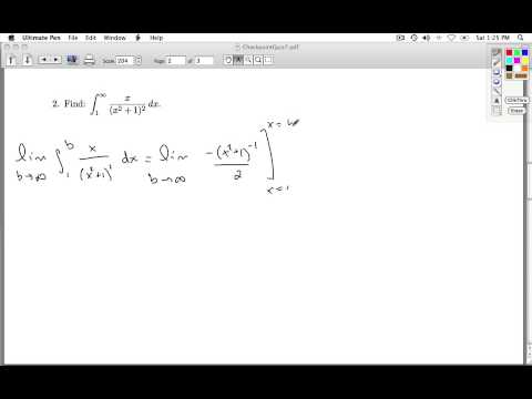 Applied Calculus Checkpoint Quiz 07 Part 2 of 3
