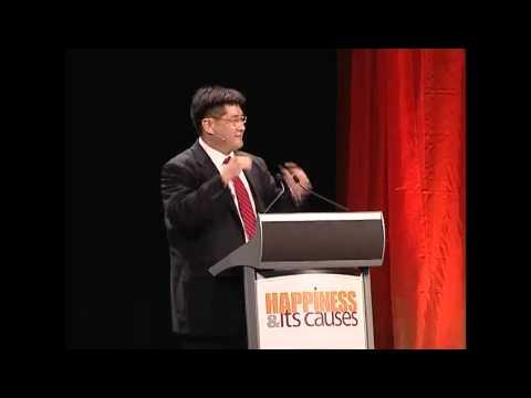 Dr. David Matsumoto, Happiness Conference explains Duchenne Smiles