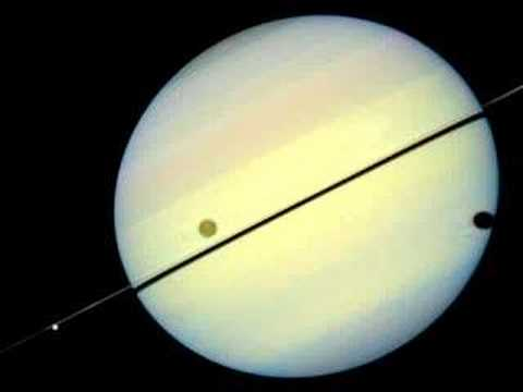 Saturn gets star treatment in trio of Hubble movies 1